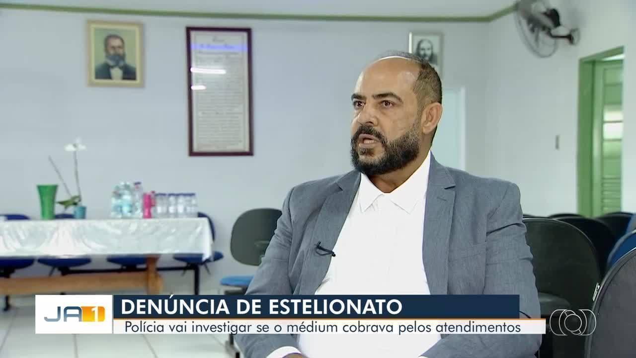 Polícia apura se médium pagava por atendimentos e remédios em Aparecida de Goiânia