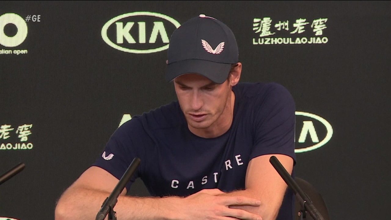 Com problemas físicos, Andy Murray anuncia aposentadoria