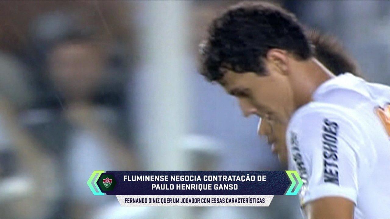 Paulo Henrique Ganso desperta interesse do Fluminense e analistas debatem o assunto