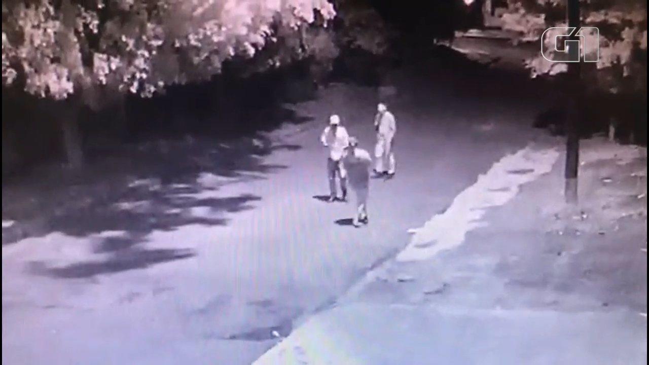Dois homens são presos suspeitos de matar uma mulher, em Campo Mourão