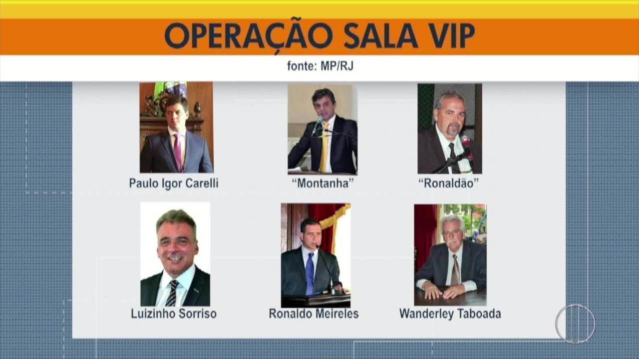 MP e Polícia Civil cumprem mandados contra esquema de corrupção na Câmara de Petrópolis
