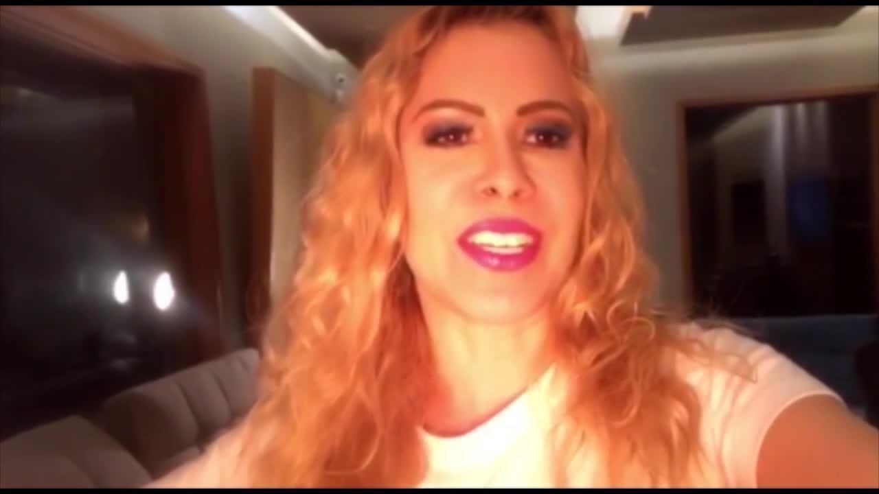 Cantora Joelma manda fala de seus desejos para Belém