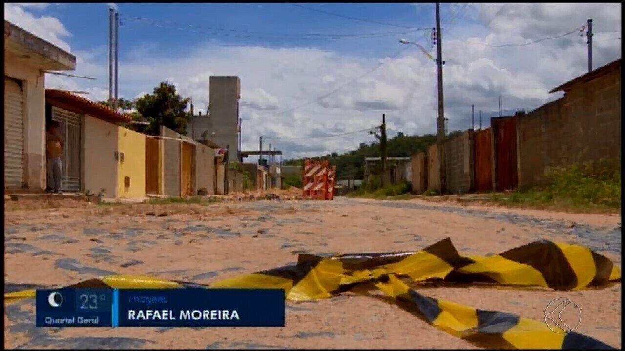 Corpo de mulher morta por ex-companheiro é enterrado em Formiga