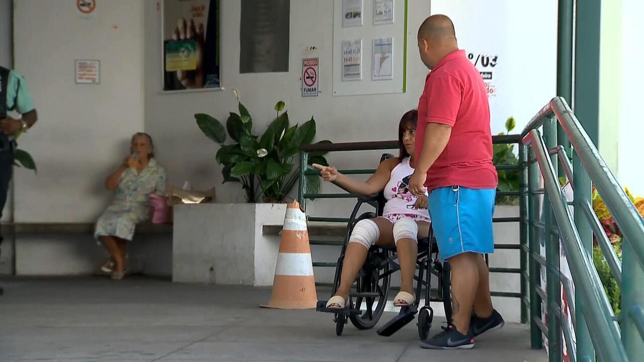 Paciente alega que teve joelho errado operado no hospital da UFJF