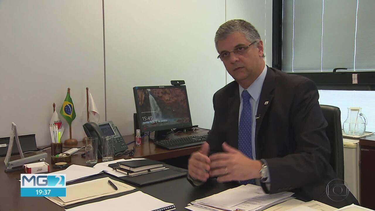 Secretário de Estado da Fazenda fala sobre programa de recuperação fiscal