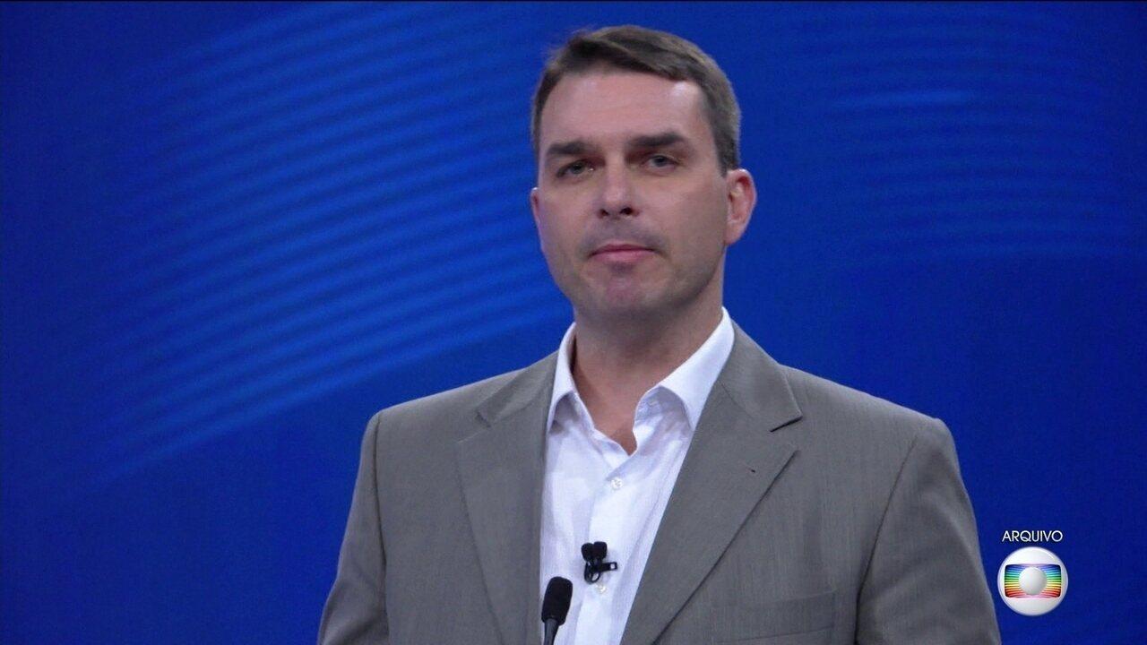 Fux suspende temporariamente investigação sobre ex-assessor de Flávio Bolsonaro