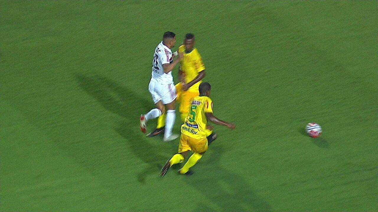 Melhores momentos: São Paulo 4 x 1 Mirassol pelo Campeonato Paulista