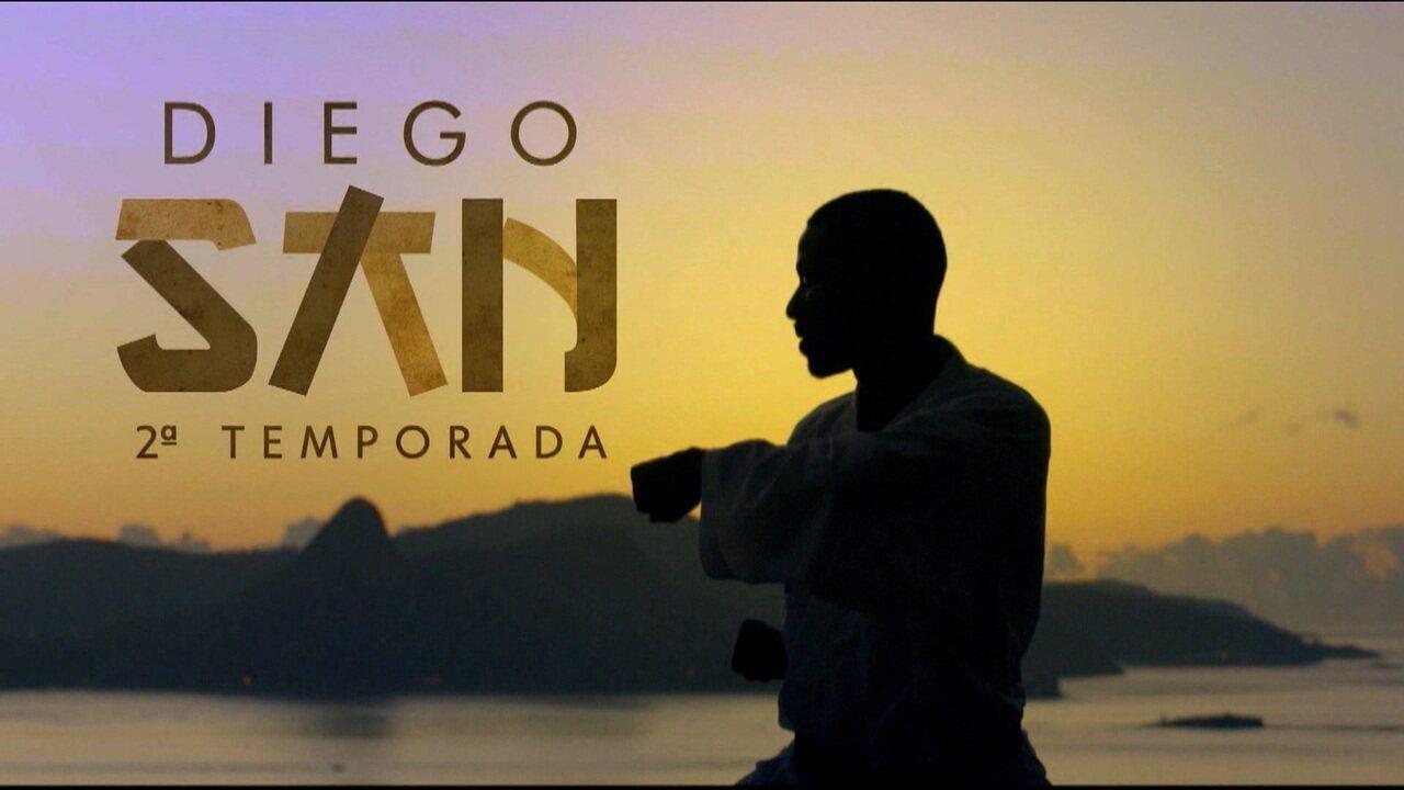 Diego San: Repórter está cada vez mais perto de conseguir uma vaga nos jogos olímpicos de Tóquio