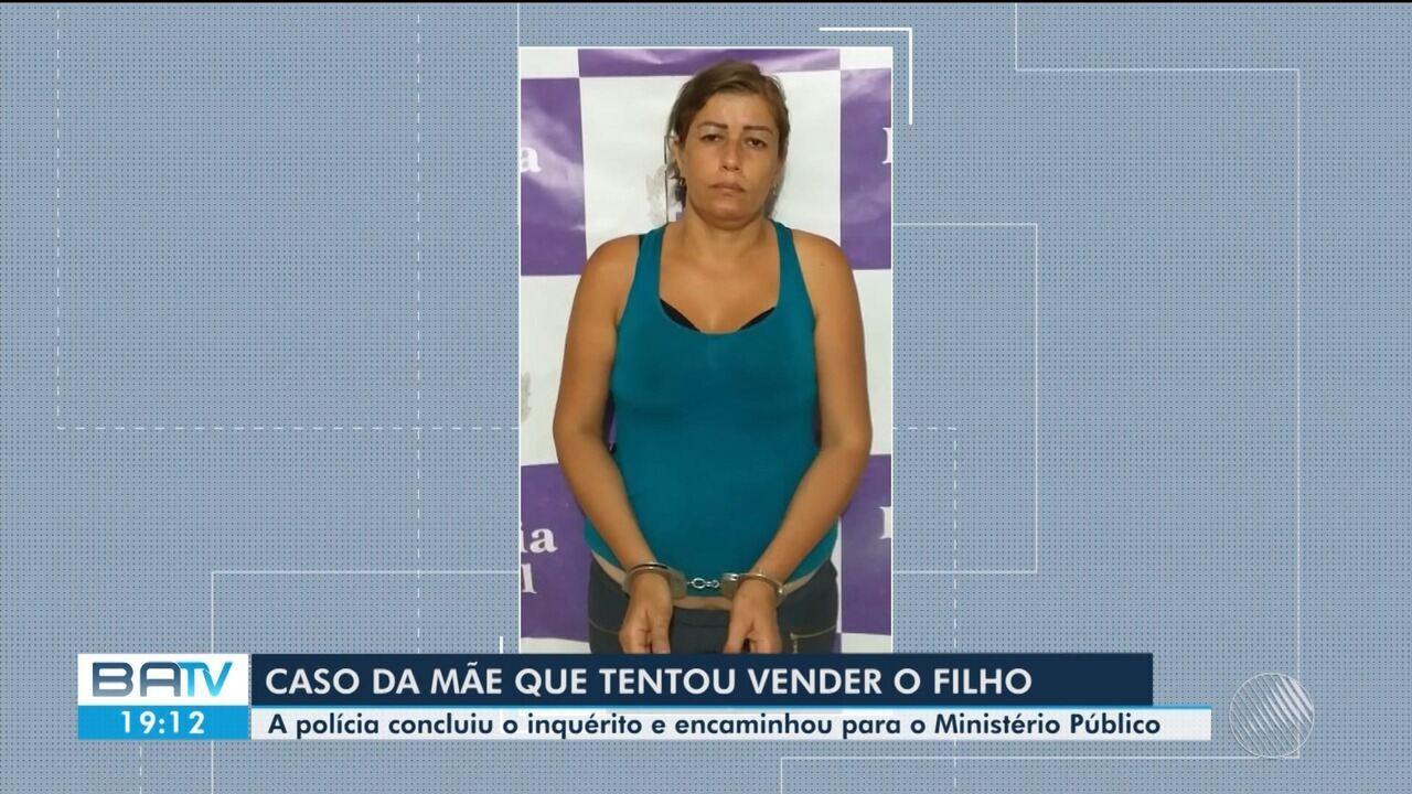 Polícia conclui inquérito sobre a venda de criança em Santa Maria da Vitória