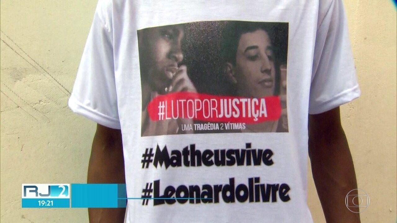 Polícia manda soltar jovem preso injustamente pela morte de estudante