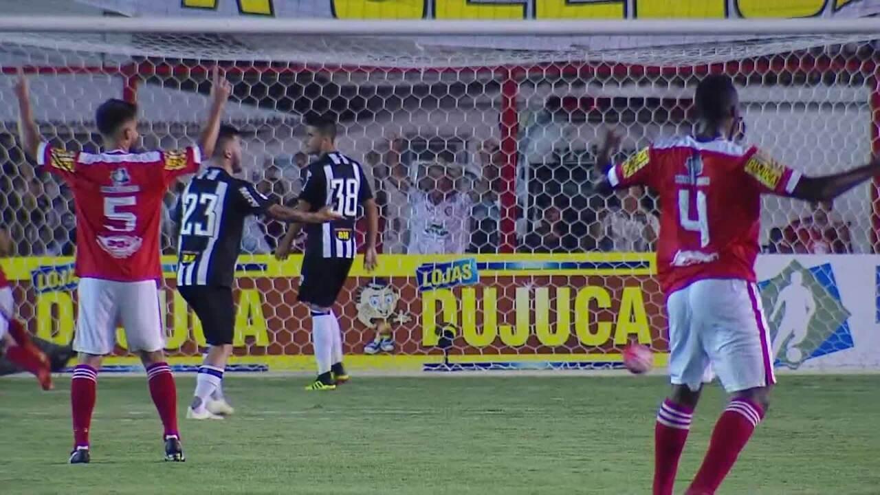 Melhores momentos de Tombense 1 x 0 Atlético-MG, pela 2ª rodada do Campeonato Mineiro