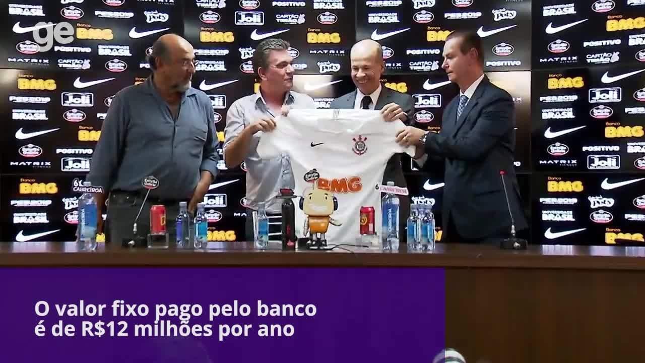 Entenda o contrato de parceira entre Corinthians e BMG d8e4eeed53c13