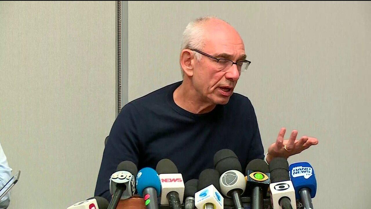 Presidente da Vale diz que empresa está monitorando as outras barragens