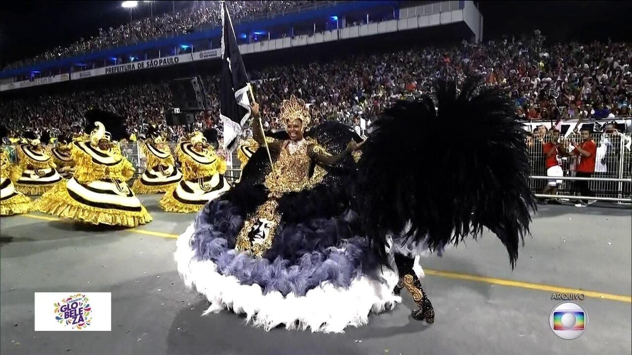 Porta-bandeira da Vai-Vai fala sobre seu carnaval inesquecível