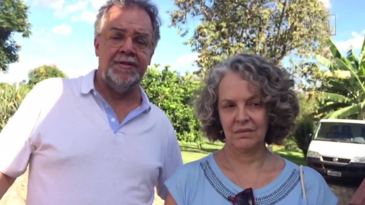 Familiares reclamam da falta de informação sobre vítimas de tragédia em Brumadinho