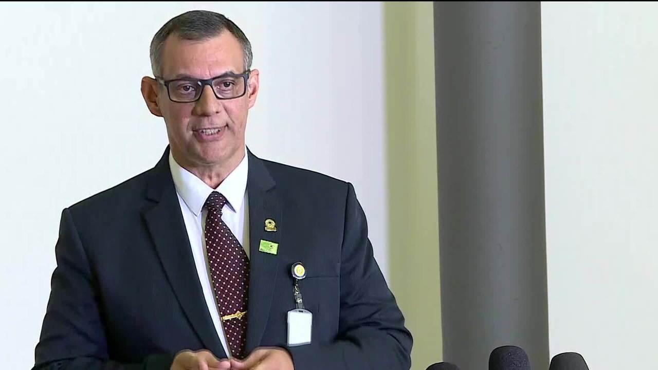 Porta-voz da Presidência da República fala sobre cirurgia de Bolsonaro