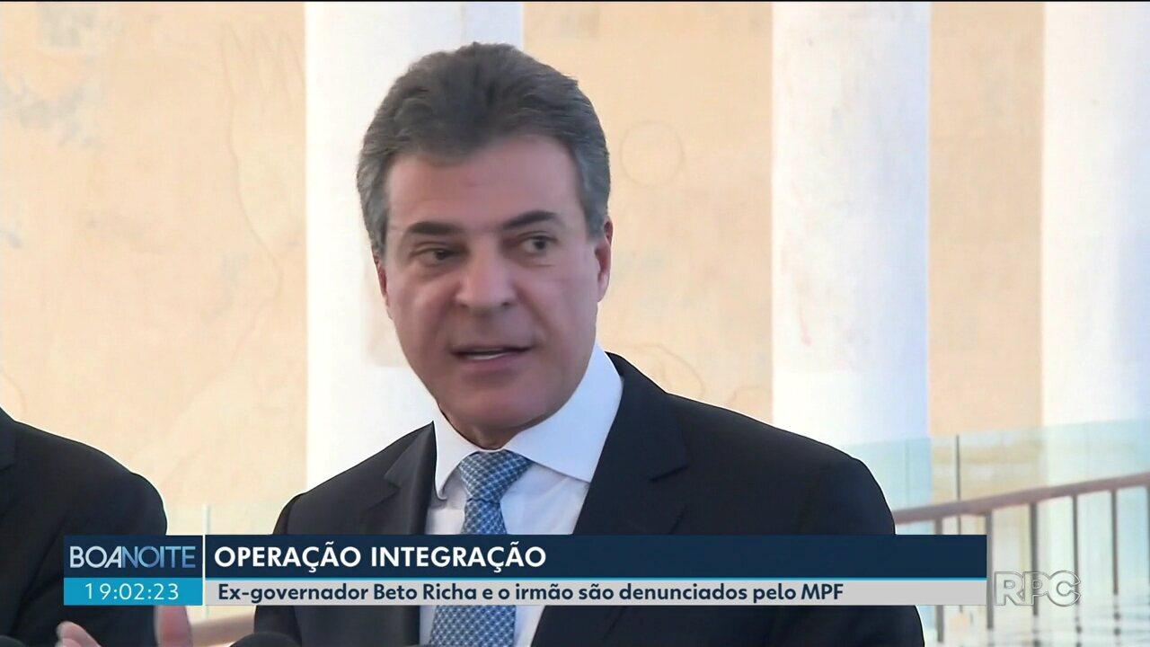 Lava Jato denuncia Beto Richa e mais 32 pessoas por corrupção nos pedágios