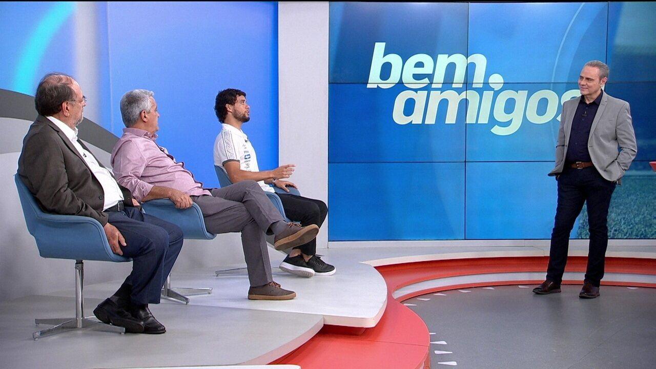Entre Palmeiras e Flamengo, convidados debatem quem é o melhor