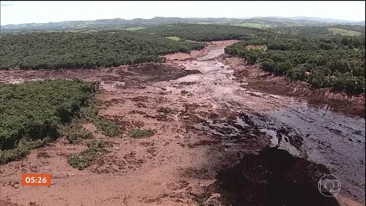 Tecnologia usada nas barragens no Brasil é antiga, dizem especialistas