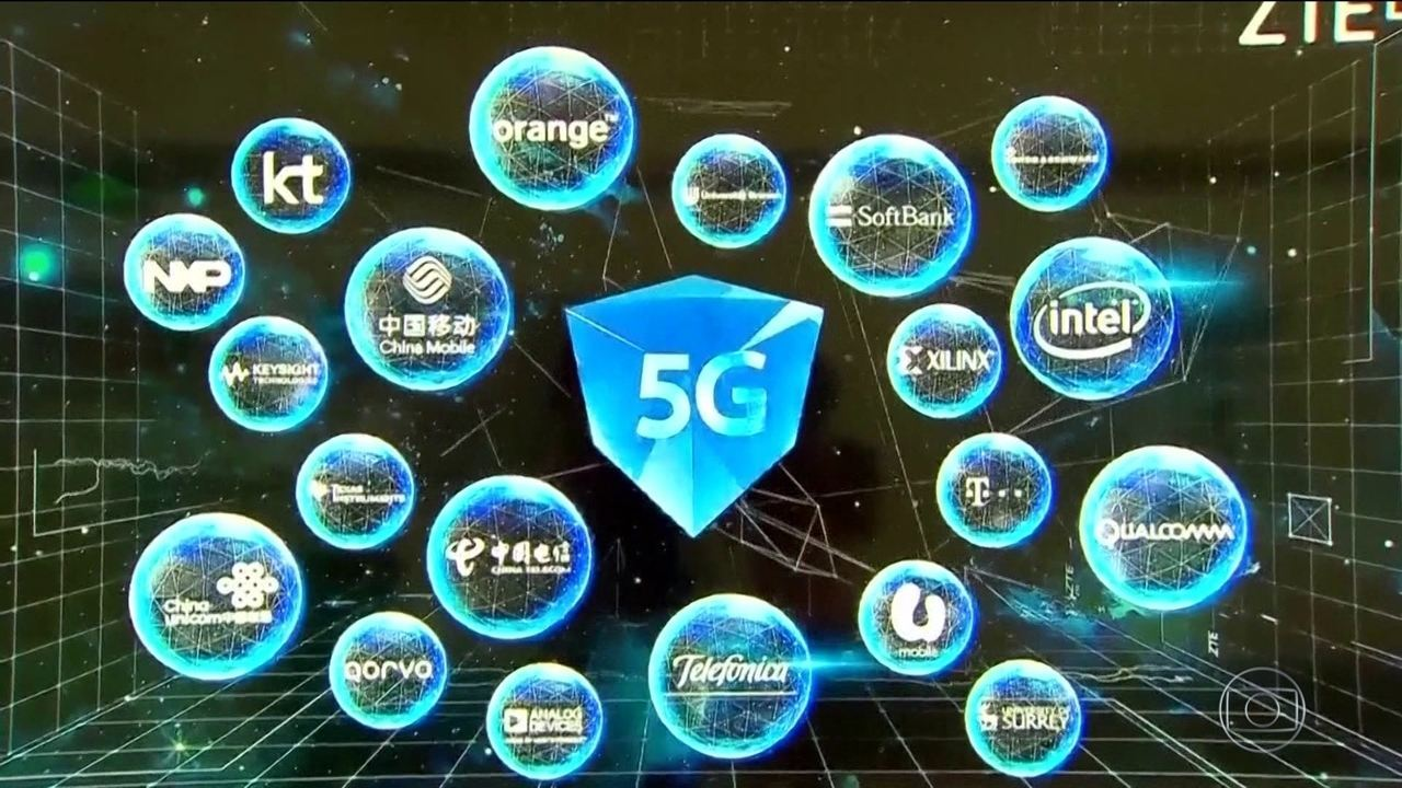Tecnologia 5G promete revolucionar os telefones celulares