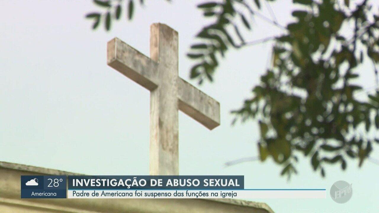 Reitor e pároco da Basílica de Americana é alvo de investigações por abuso sexual