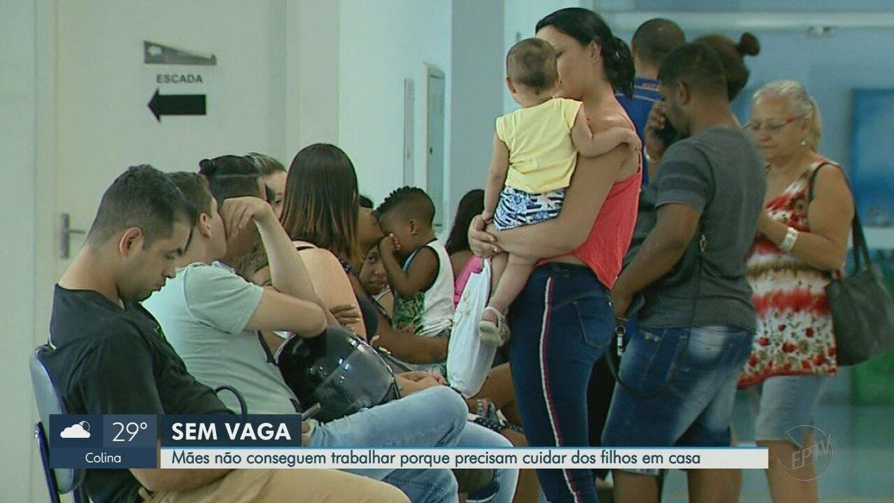 60385893ade Pais vão à Prefeitura após 560 crianças ficarem sem vagas em creches ...