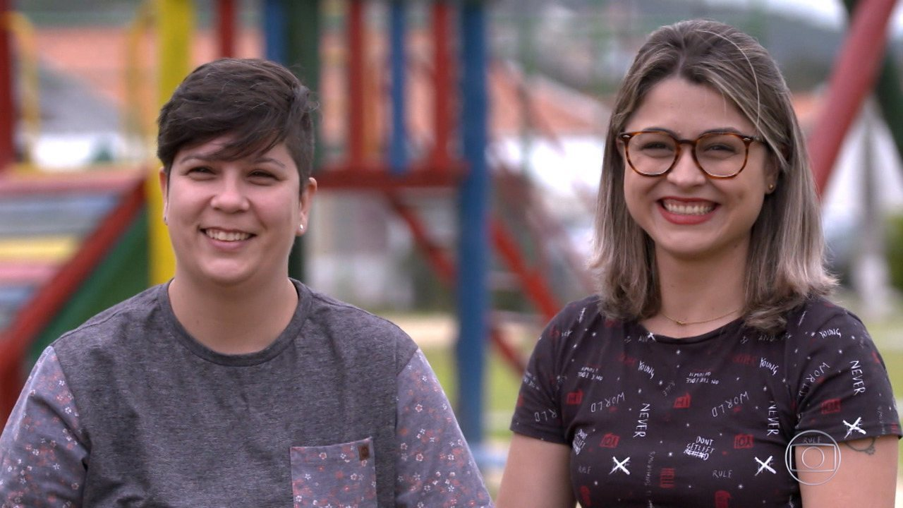Casal de Santa Catarina participa do 'The Wall'