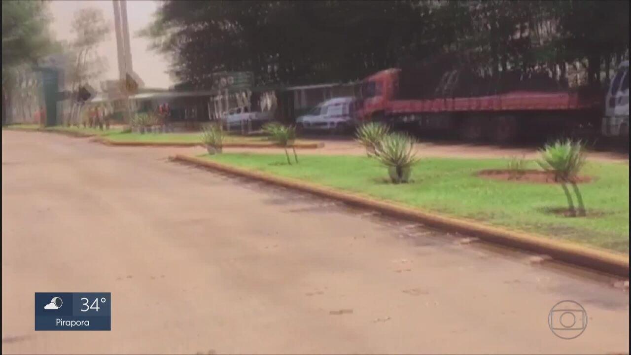 Vídeo mostra desespero de funcionários da Vale durante rompimento de barragem