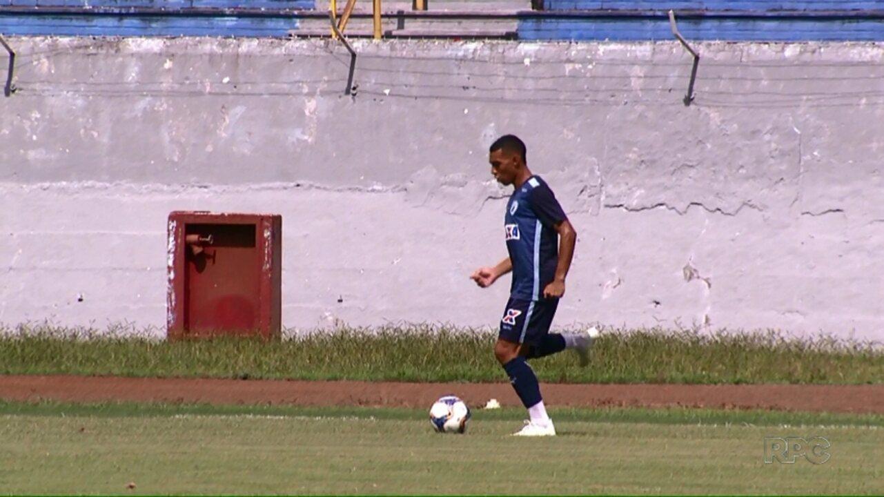 Londrina vende lateral-direito Matheuzinho para o Flamengo