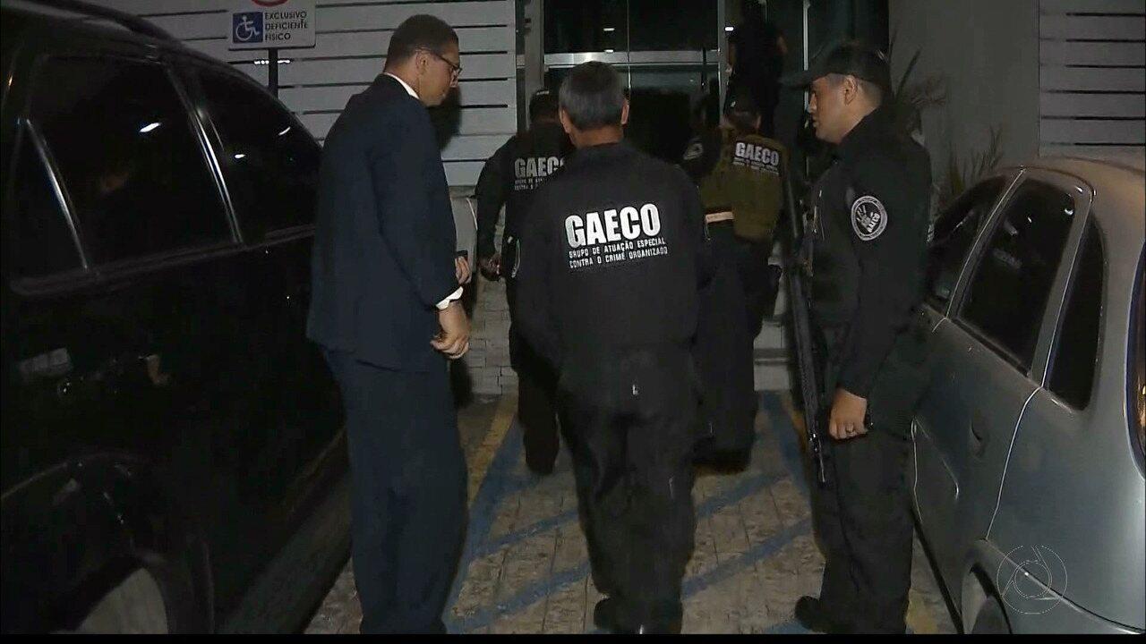 Operação contra organização criminosa acusada de desvio de dinheiro de contratos