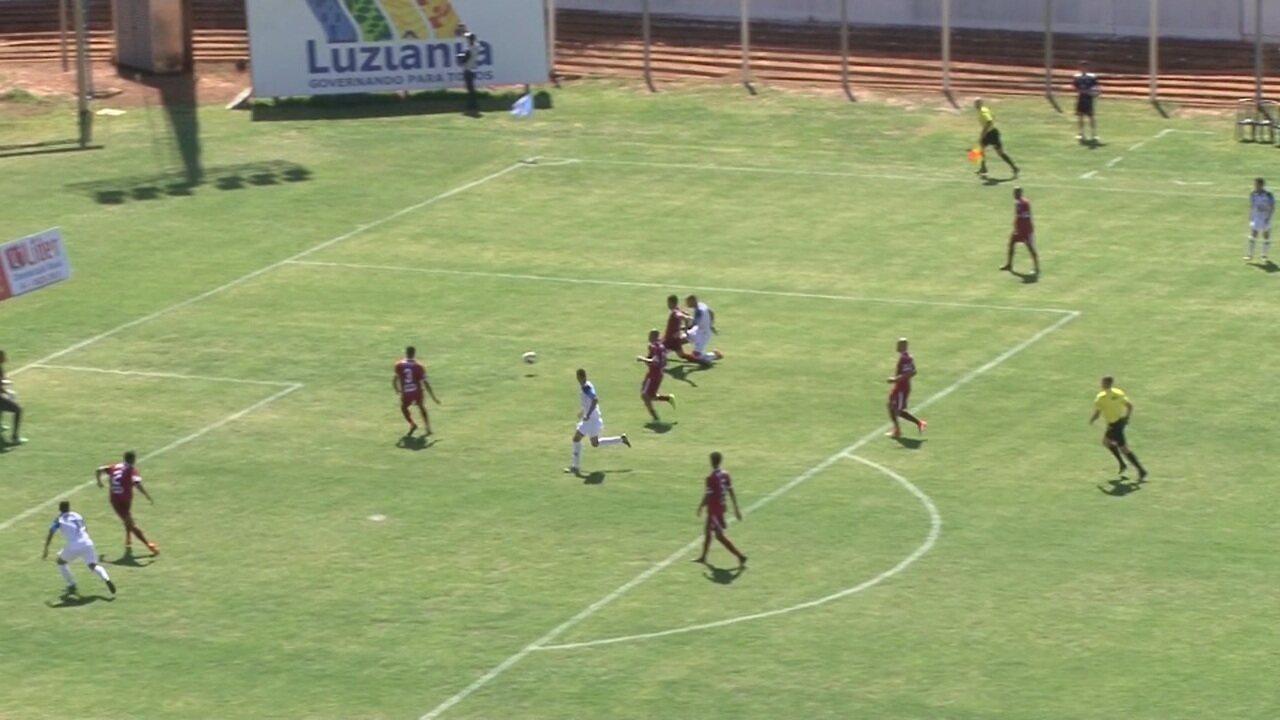 Confira os gols da rodada do fim de semana no Candangão