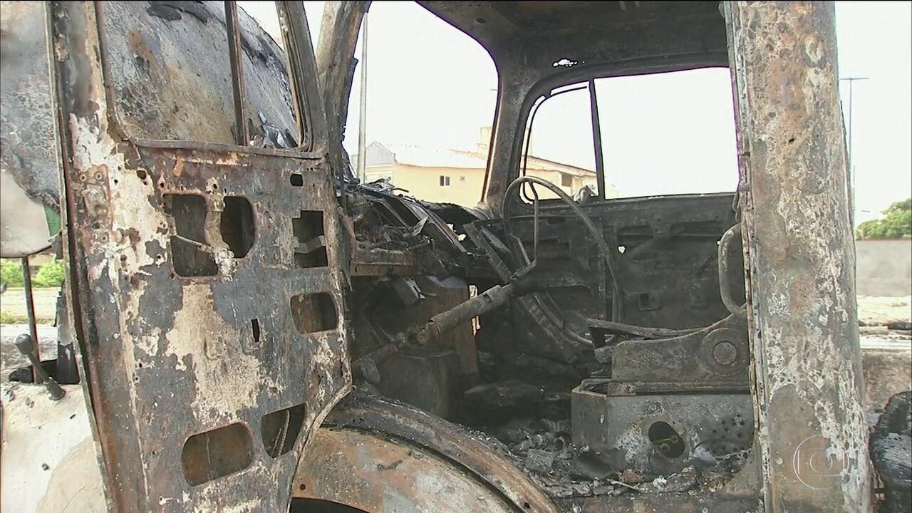 Criminosos voltam a atacar no Ceará