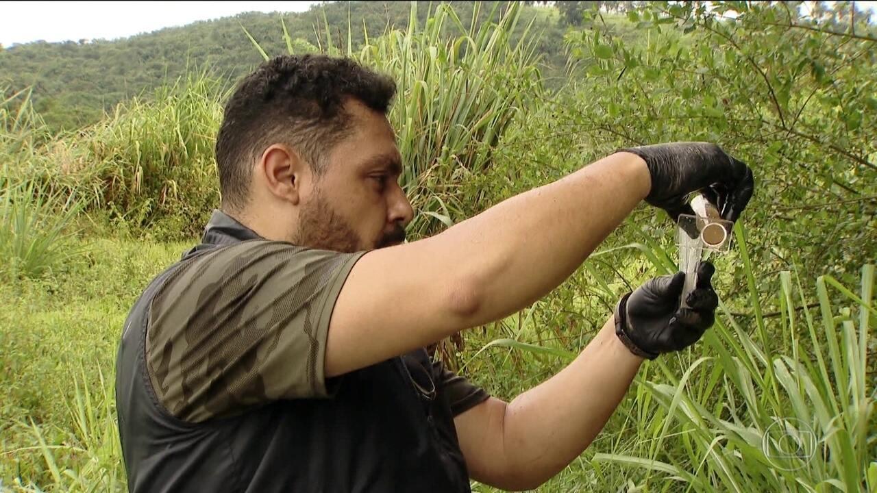Paraopeba, perto de Pará de Minas (MG), está morto, diz Fundação SOS Mata Atlântica