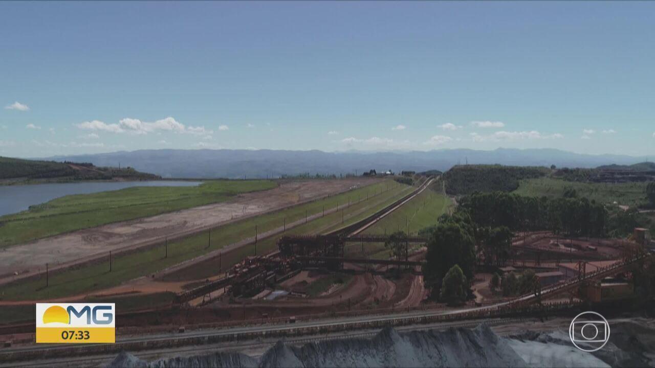 Agência Nacional de Mineração exige inspeções diárias em barragens como a de Brumadinho