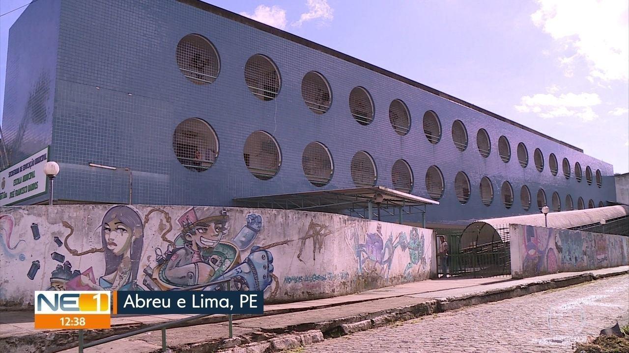 Atraso na contratação dos professores deixa 6,1 mil sem aulas em Abreu e Lima
