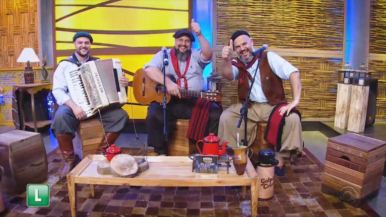 Confira as atrações do Galpão Crioulo deste domingo (10)