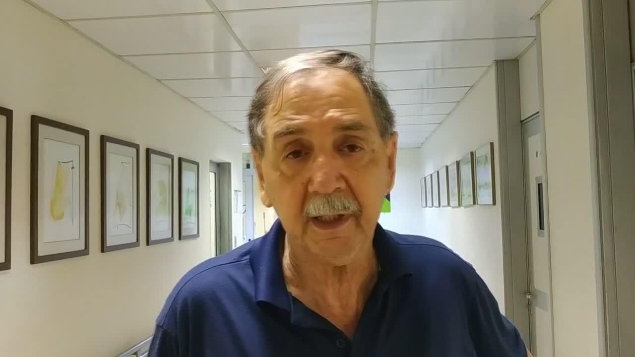 Renato Pereira, diretor do Grupo Luta Pela Vida fala sobre ampliação do Hospital do Câncer de Uberlândia