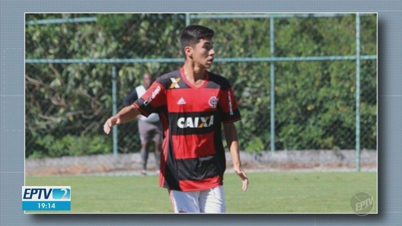 Jovem de Limeira está entre as vítimas do incêndio no CT do Flamengo