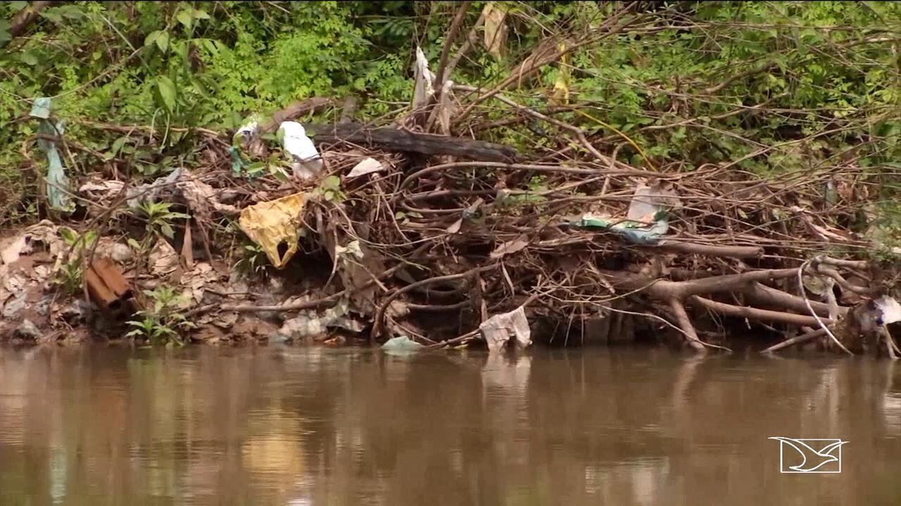 Cinco rios que abastecem o Maranhão estão ameaçados pelo desmatamento