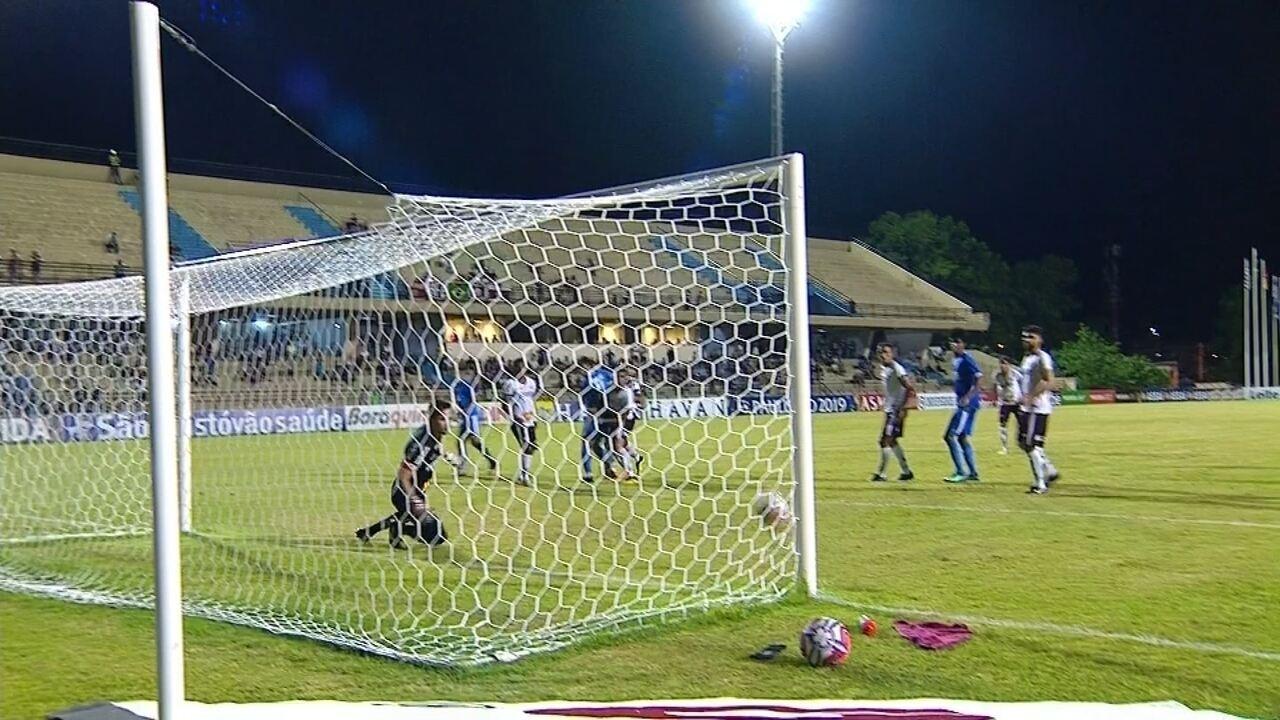 Melhores momentos: São Bento 0 x 0 Ferroviária, pela 6ª rodada do Campeonato Paulista
