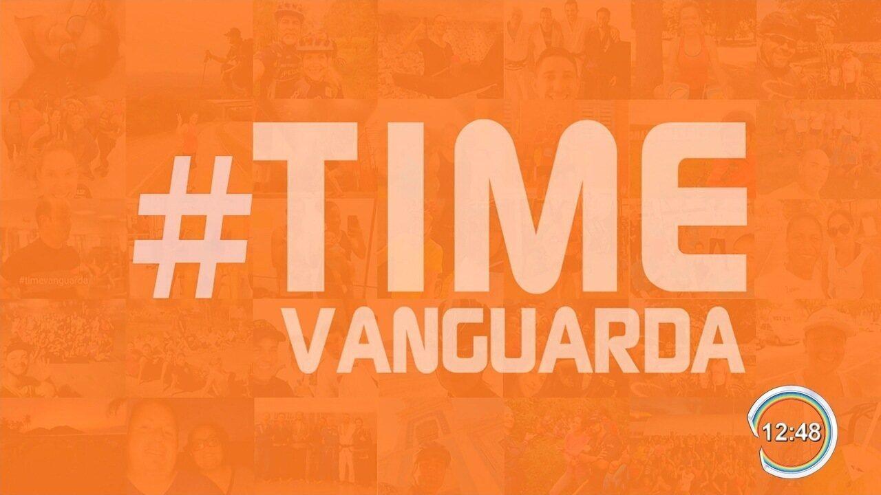 #TimeVanguarda mostra histórias de pessoas que deixaram o sedentarismo de lado