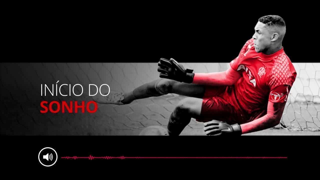 Entrevista com Christian, vítima de incêndio no Flamengo - 01 - Inicio do Sonho