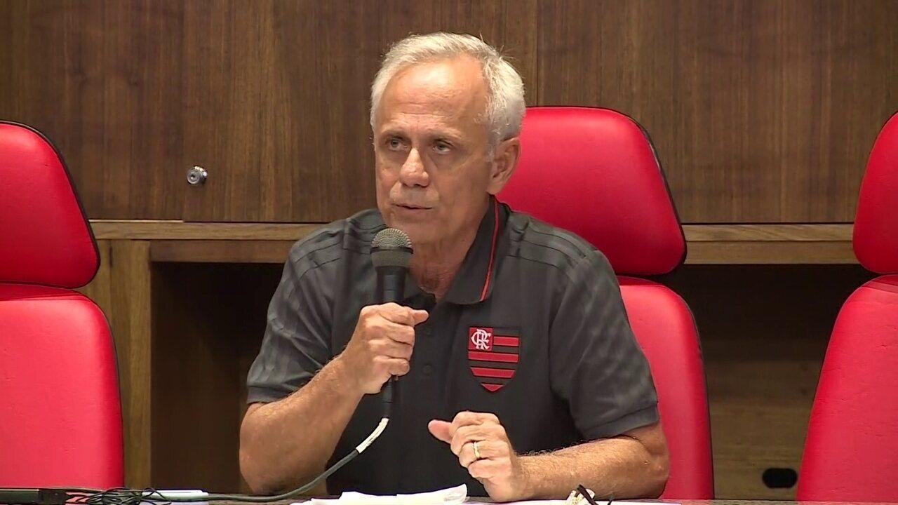 CEO do Flamengo diz que ausência de licenças não tem relação com incêndio