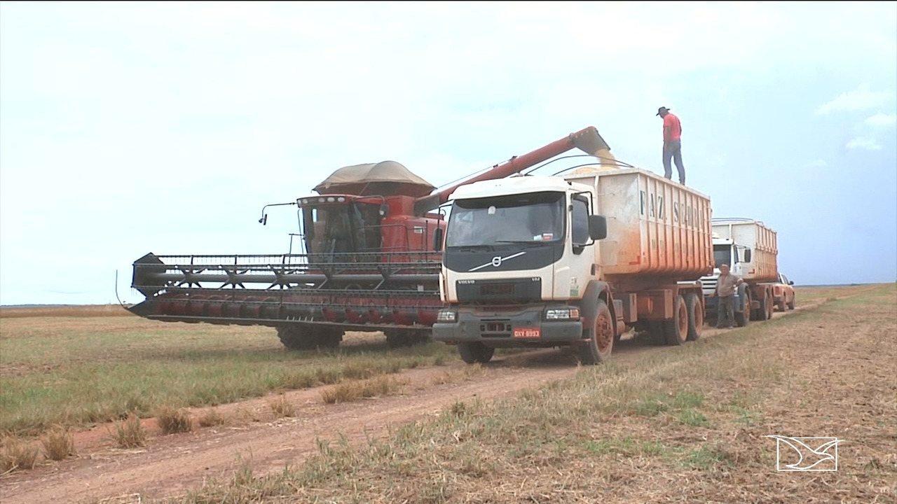 Lama e falta de manutenção das estradas atrasa viagens de caminhoneiros no MA