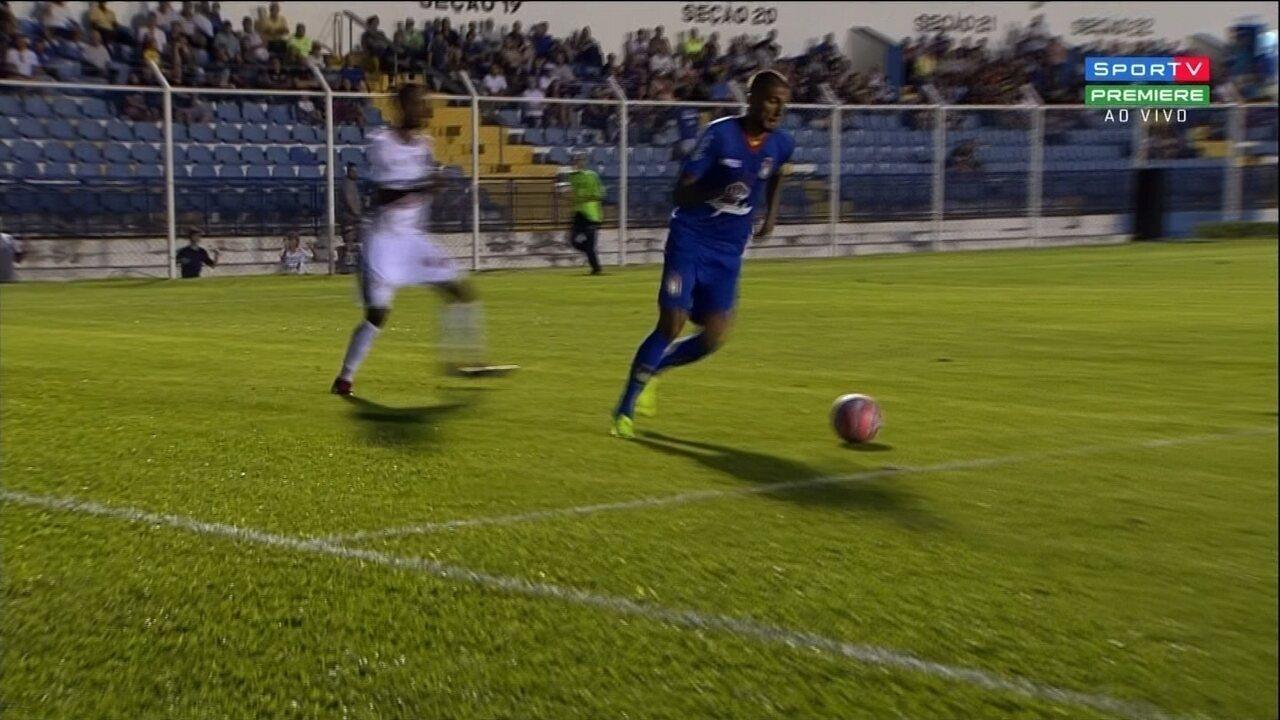 Melhores momentos: São Caetano 1 x 3 Oeste, pela sexta rodada do Campeonato Paulista
