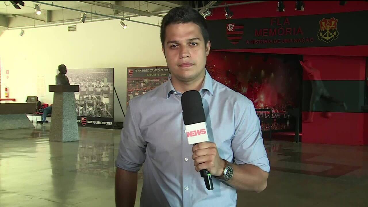 Empresa que construiu contêiner no Flamengo afirma que material usado era antichamas
