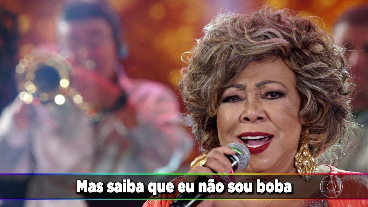 Alcione canta 'Loba'