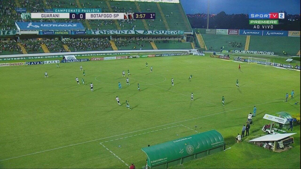 b1fd999ebaa12 Loss destaca performance do Guarani e faz elogios a Thiago Ribeiro e ...