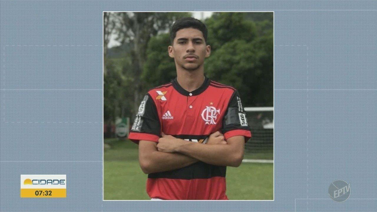 Jovem de Limeira que morreu durante o incêndio na base do Flamengo será enterrado hoje