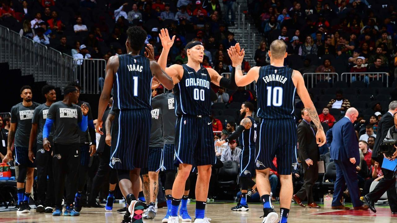 Melhores momentos: Atlanta Hawks 108 x 124 Orlando Magic pela NBA